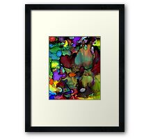LIFE in Another World Framed Print