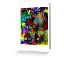 LIFE in Another World Greeting Card