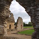 Sherborne Old Castle by kalaryder