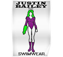 Justin Bailey Brand Swimwear Poster