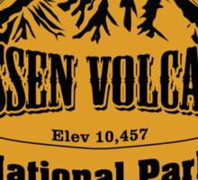Lassen Volcanic National Park, California  Sticker