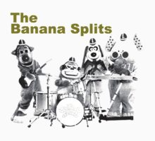 banana splits by Wokswagen