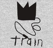 Train - Crown Plugged In To Logo by ILoveTrain
