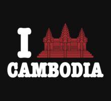 I Angkor (Love) Cambodia by iloveisaan