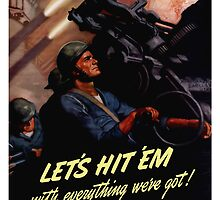 Choose The Navy -- WW2 Recruiting by warishellstore