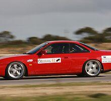 Oz Gymkhana #41 NIssan 200SX by Stuart Daddow Photography