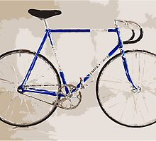 The Gios Track Bike by BonkersStyle