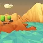 Low Poly Landscape by error23