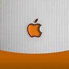 Original iMac iPhone case - Tangerine by GreenSpeed