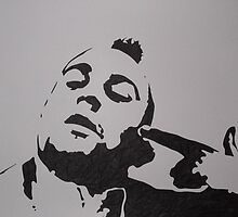 Travis Bickle by Ant-Acid