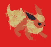 Graffiti Flareon by niterune