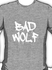 Bad Wolf #1 - White T-Shirt