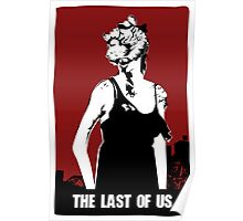 THE LAST OF US - Clicker Poster