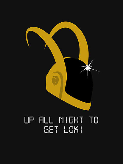Up all night to get Loki.  by nimbusnought