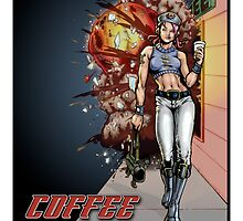 Coffee - The Official Beverage of Revolution by Maggie McFee