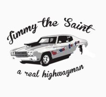 Jimmy the Saint by nightjoy