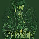 The Legend Of Zeppelin / Green by Bate-Man26