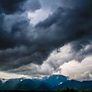 clouded mounts by 126pixels