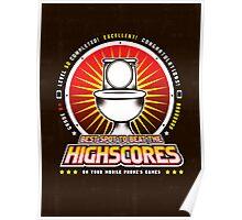 The Highscore Spot  Poster