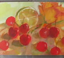 Cherry Class by Anne Small