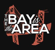 Bay Area Bridges Tee by themarvdesigns