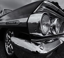 Ford Galaxie 500 by Cheryl Styles