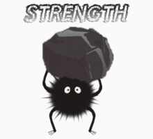 Soot Ball Strength by ItsVaneDani