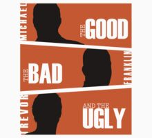 Good Bad and Ugly - Silhouette by Adam Angold