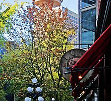 Gastown Vancouver, Canada by daisy-lee
