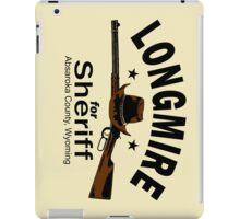 Longmire For Sheriff iPad Case/Skin