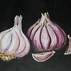 GARLIC by Pamela Plante