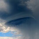 Wall Cloud by Debbie  Maglothin