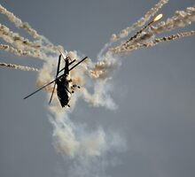 Agusta A109 by Andy Jordan