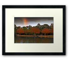 Pioneer Park - Western Australia  Framed Print
