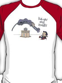 Kal-vin and Zoddes T-Shirt