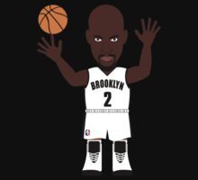 NBAToon of Kevin Garnett, player of Brooklyn Nets by D4RK0