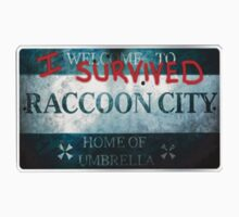 I survived Racoon City by icemanire