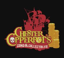 Chester Copperpot's Collectibles Kids Clothes
