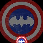 Batman America by 126pixels