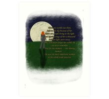 Doctor Who - Donna Noble Art Print