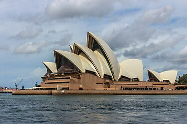 VIEWS OF SYDNEY HARBOUR 04 by danvar