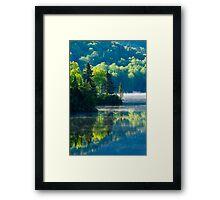 Mont Tremblant National Park-Canada Framed Print