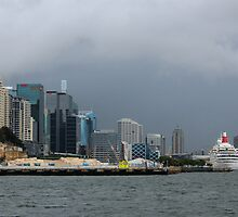 VIEWS OF SYDNEY HARBOUR 16 by danvar