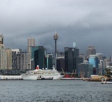 VIEWS OF SYDNEY HARBOUR 19 by danvar