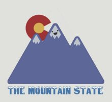 "Colorado ""The Mountain State"" by triforce15"
