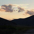 Sunset Reflection by Jan  Tribe