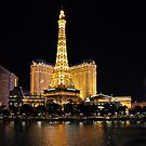 The Bright Lights Of Las Vegas by JaninesWorld
