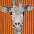 Mrs Giraffe by janekaye