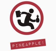 "Chuck TV show ""Pineapple!"" by GreenSpeed"