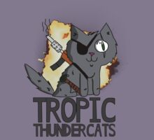 Tropic Thundercats by Graphox